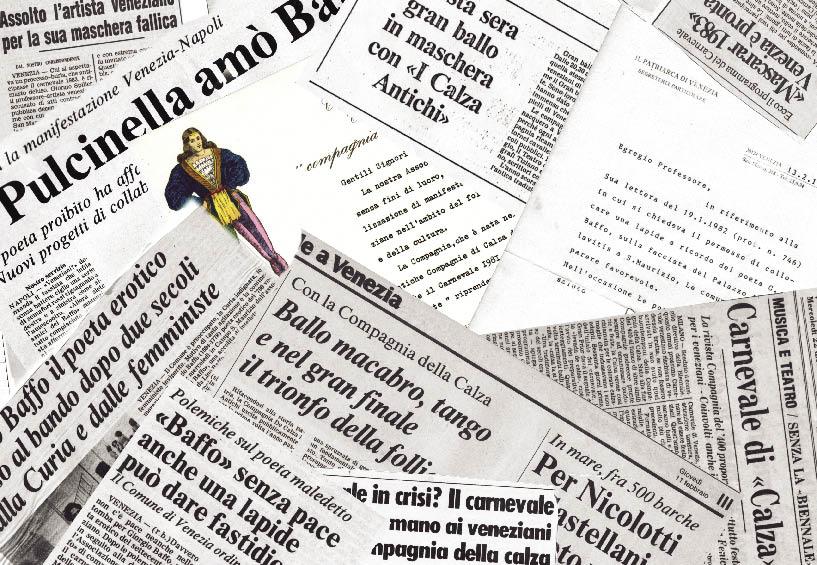 1982 - Rassegna stampa e documentazione.
